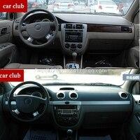 for Chevrolet Lacetti Optra Daewoo Nubira Gentra Suzuki Reno Forenza Dashmats Car styling Accessories Dashboard Cover