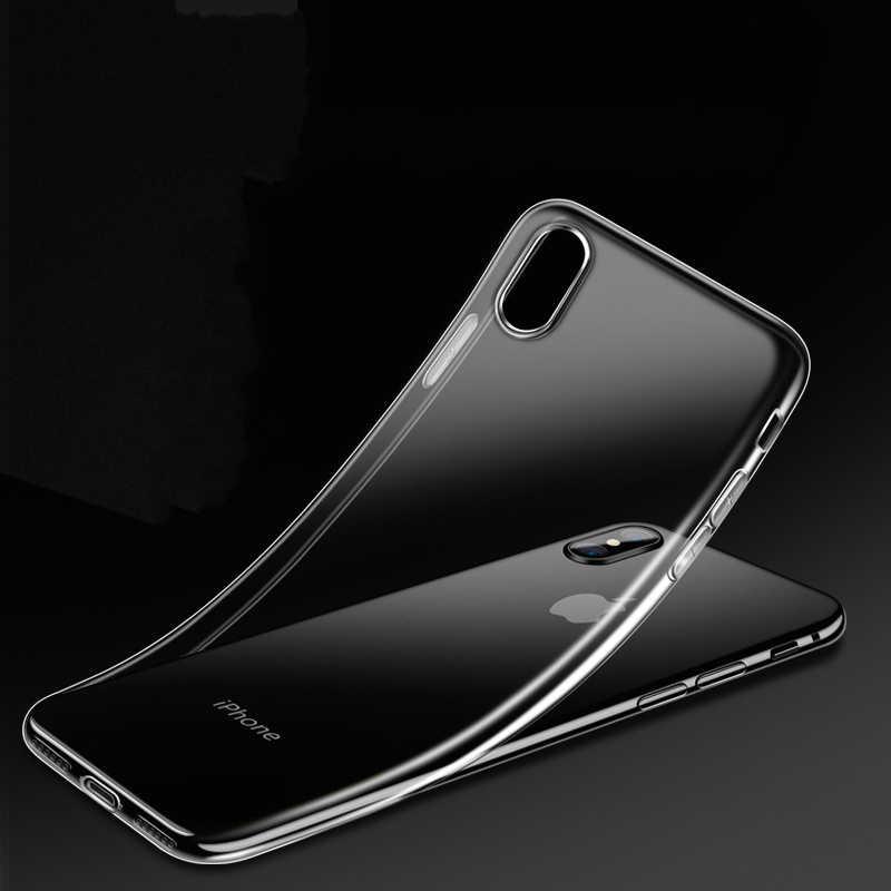 ซิลิคอนโปร่งใสสำหรับ Xiao mi mi 9 mi 9 6.39 สำหรับ Xiao mi mi 9 SE 5.97 6 GB 8 GB 128 GB Anti - knock ฝาครอบโทรศัพท์ Capa Etui