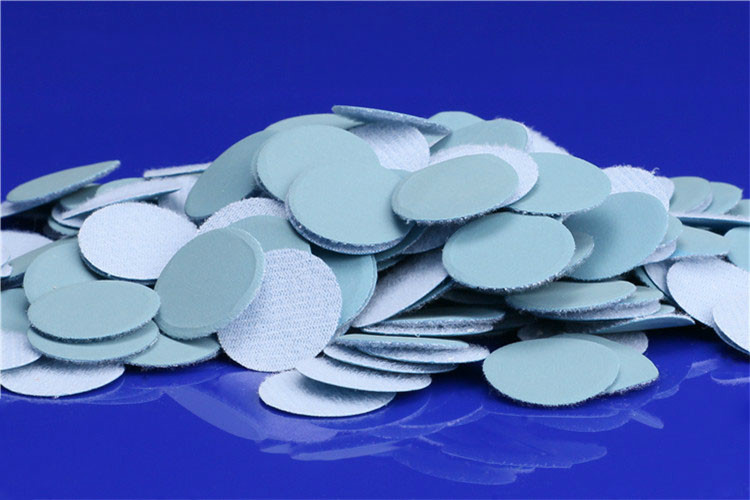 New 100Pcs 25mm Self-adhesive Flocking Sandpaper Sanding Paper Sander Disc 1 Inch 40-7000#  Sand Paper Abrasive Tools