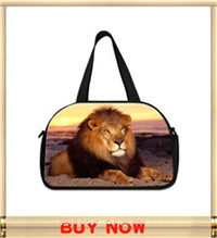 travel bag lion