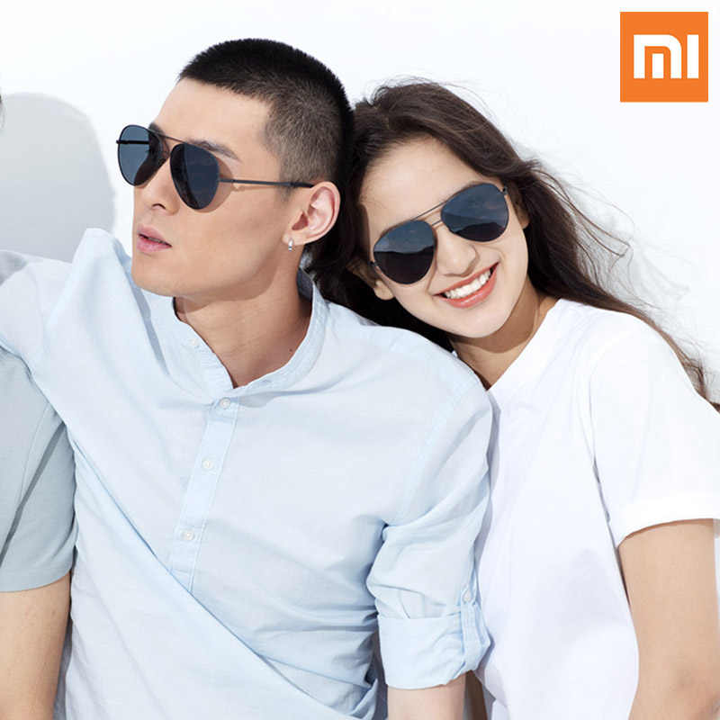 Xiaomi Mijia Turok Steinhardt TS Brand Summer Polarized Summer Sunglasses Glasses UV400 UV-Proof Outdoor Travel for Men Woman