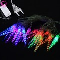 5M 20 LED Christmas Icicle Shape String Fairy Light Christmas Xmas Party Wedding Decoration  Holiday Garlands