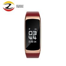 S68 smart Сердечного ритма Мониторы Приборы для измерения артериального давления кислорода Мониторы браслет Спорт Фитнес трекер шагомер часы браслет PK Y2