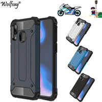 For Case Samsung Galaxy A40 Case TPU+PC Hybrid Armor Full Cover For Samsung A40 Phone Case For Samsung A70 A30 A50 A20S A51 A71