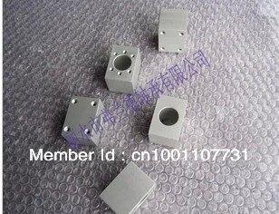 3pcs/LOT New CNC Ball screw Nut Bracket Holder Steel For SFU1604 SFU1605 SFU1610
