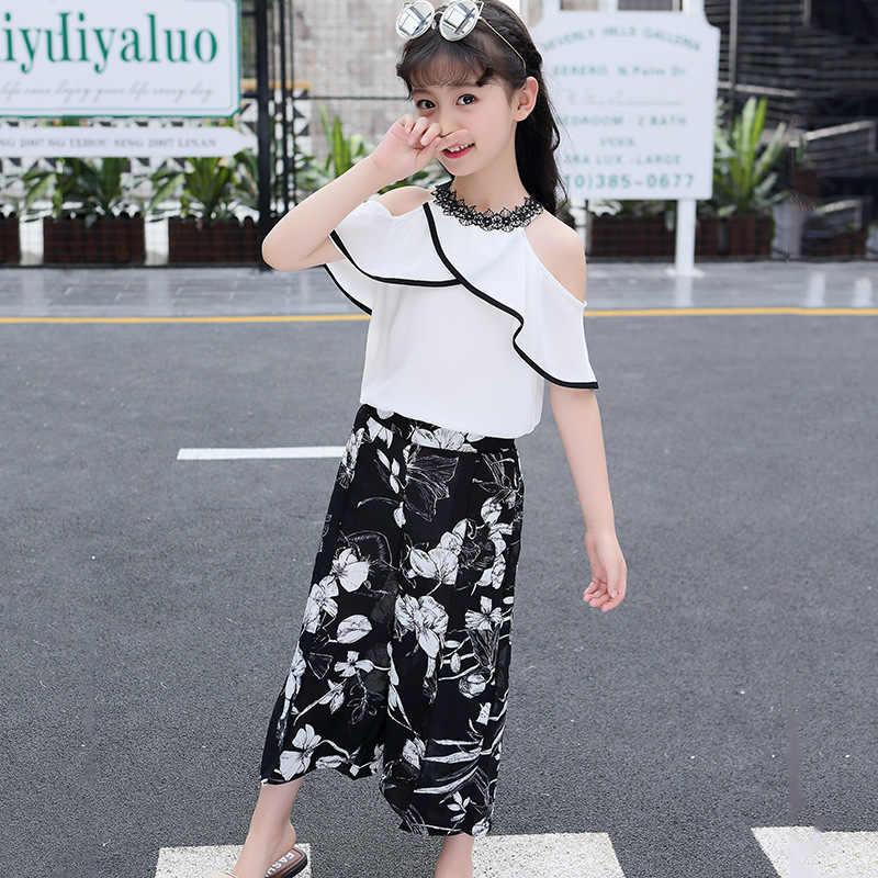 20ebd90780c Detail Feedback Questions about Girl Summer Wear New Pattern Korean ...