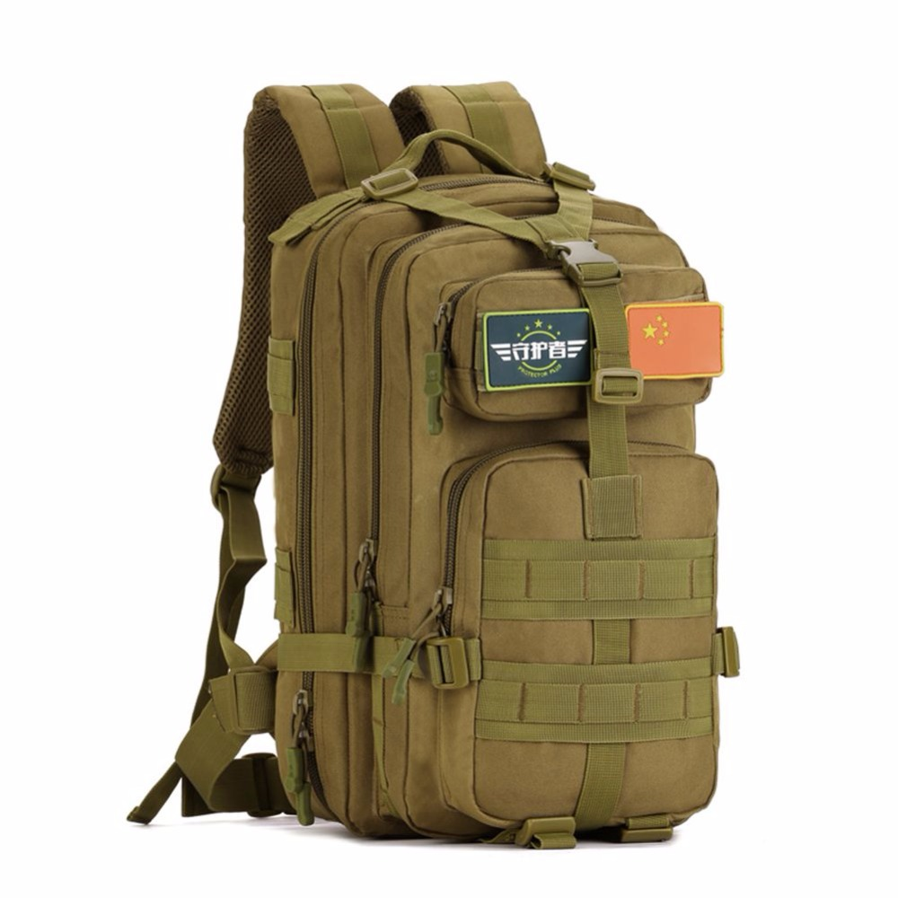ФОТО Climbing Survival Carry Bag Men's Backpacks Large Capacity Hike Trek Camp Bag Men Outdoors Military Tactics Backpack