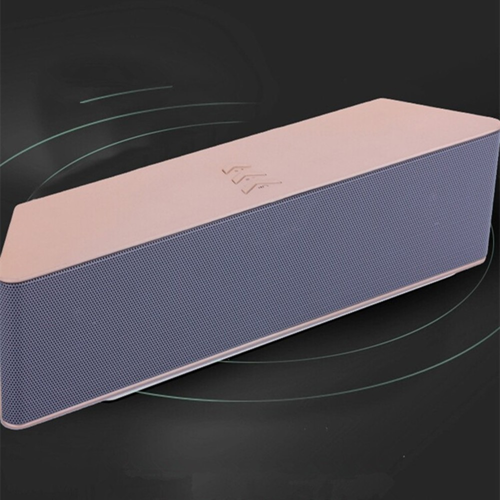 Super Bass Portable Bluetooth Speaker 4.0 Big Powerful 10W Soundbar Wireless Stereo Sound Box with DSP Noise Reduction Mic (3)