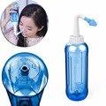 Sistema de Lavado de 500 ML Adultos Niños Nariz Limpia Seno Nasal Presión Olla Neti