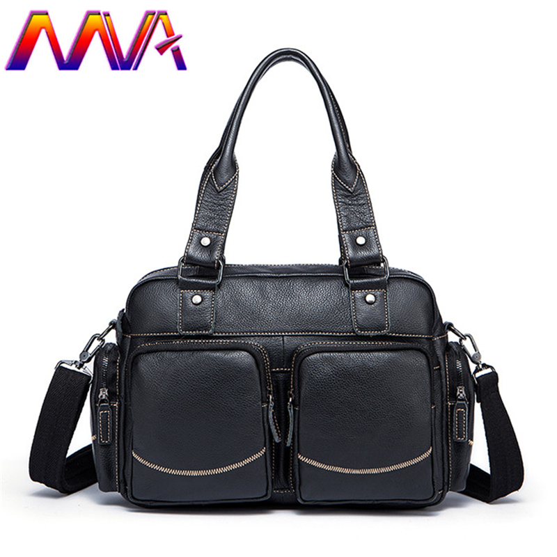 MVA Hot sale women travel bag with 100% genuine leather travelling bag women shoulder bag for fashion ladies messengers bag цены онлайн