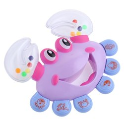 Baby crab shape musicall handbell rattle non toxic material educational toy baby sense training for kids.jpg 250x250