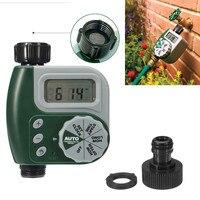 OMESHIN Outdoor Garden Hose Sprinkler Irrigation Controller Solenoid Valve Timer td0517 dropship