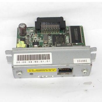 for EPSON  88IV 88V 88III  network RJ-45 Adapter M155B UB-E02 for T88IV M129H printer