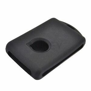Image 4 - Funda de silicona para mando a distancia, para Volvo Xc90, Xc70, S60, S80, S90, C30, V70, V90, 2017, 2018