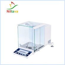 Y2206-SE Digital analytical electronic balance  weight scale AND 0.01mg RS232 electromagnetic force sensor 0.1mg