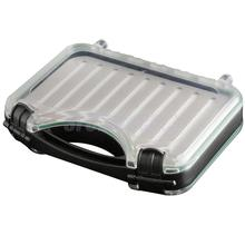 Waterproof Dry Saltwater Fly Fishing Tackle Box Case Storage