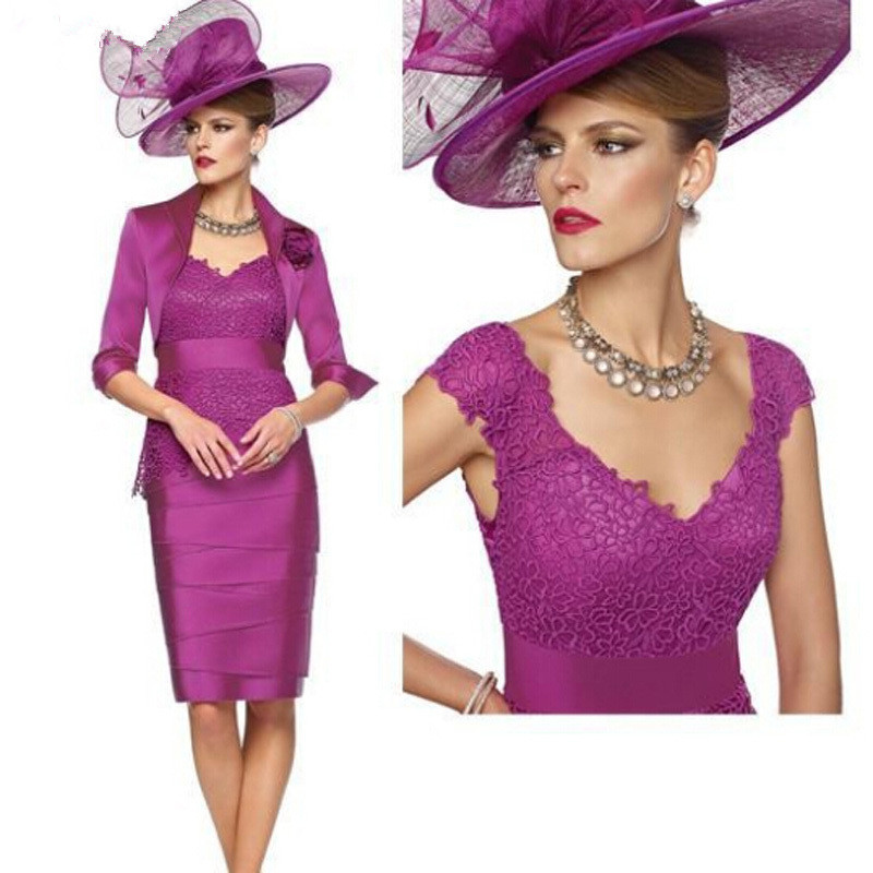 Compare Prices on Dress and Jacket Mother of The Bride Outfit