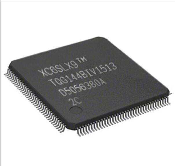 10 pcs/lot XC6SLX9 QFP144 nouveau
