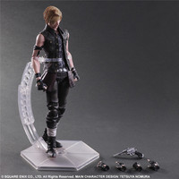 Play Arts PA Final Fantasy Prompto Argentum Action Figure Toy Doll 10 25cm