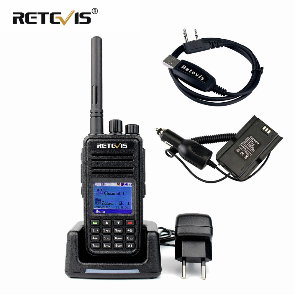 Retevis Rt3 Dmr Radio Digital Walkie Talkie Vhf Or Uhf Encrypted Rhaliexpress: Ham Radio Gps At Gmaili.net
