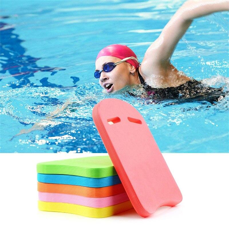 Swimming Learner Kickboard Plate Surf Water Child Kids Adult Safe Pool Training Aid Float Tool FH99