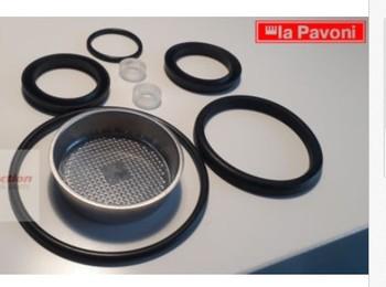 La Pavoni набор, комплект сменных прокладок, Europiccola, Professional, PRE Millennium