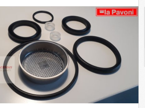 La Pavoni Set, Replacement Gasket Kit, Europiccola, Professional, PRE Millennium