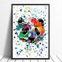 5d diamond painting accessories color panda full rhinestones embroidery Mosaic christmas decor