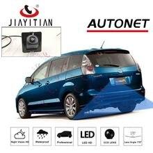 JIAYITIAN Автомобильная камера заднего вида для Mazda Premacy 2005~ 2010 для mazda 5 2006 2010 2009 оригинальная резервная камера с отверстием
