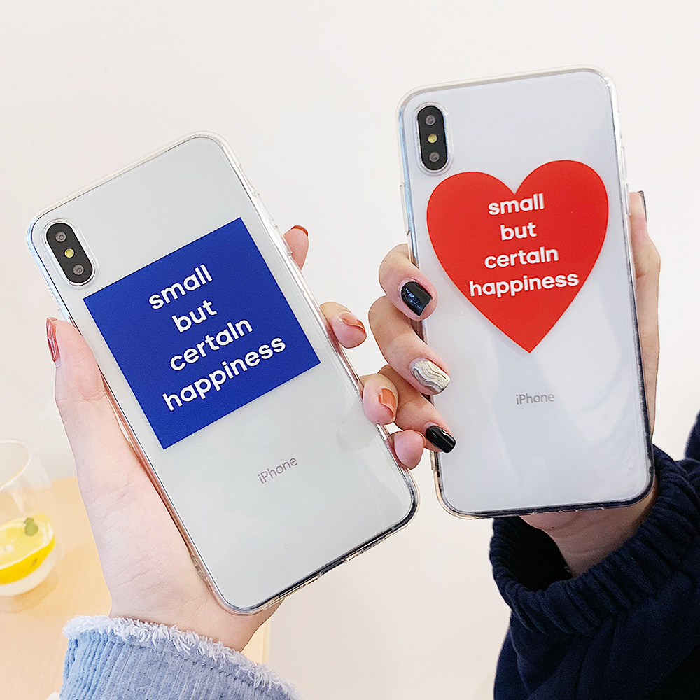 KIPX1107_11_JONSNOW Clear Soft Case for iPhone X XR XS Max 6 6S 7 8 Plus Couples Style Ultra-thin Transparent Silicone Cover Cases