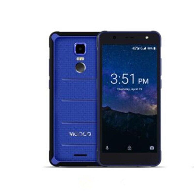 "Wieppo E1 Smartphone 5.5"" HD+ MT6739 Quad Core 18:9 Waterproof 4000mAh Battery 5V/2A Quick Charge 2GB+16GB NFC 4G Cellphone"
