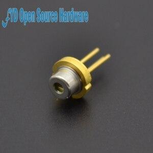 Image 1 - 445nm 450nm 1.6 ワット 1600mW 青色レーザーダイオード