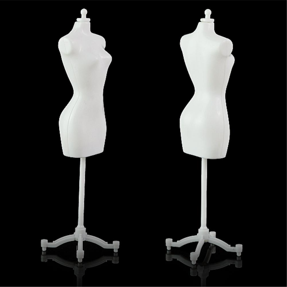 White Black Color Cheap TOP 5PCS Display Gown Dress Clothes Rack ...