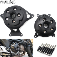 Motorcycle Engine Stator Cover CNC Engine Protective Cover Left & Right Side Protector For KAWASAKI Z800 2013 2014 2015 2016