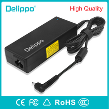 Delippo оригинальный 20 В в 4.5A тетрадь адаптер переменного тока зарядное устройство для Lenovo Z500 z480 Z400 Z475 Z370 Z570 Z380 ноутбука Питание шнур