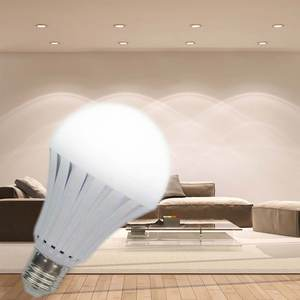 Emergency-Lamp Led-Light Intelligent-Switch Blackout Rechargeable Buld for Household