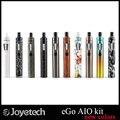 Original joyetech ego aio todo-en-un kit de iniciación 2 ml atomizador tanque 1500anh batería anti-fuga ego kit aio con nuevos colores