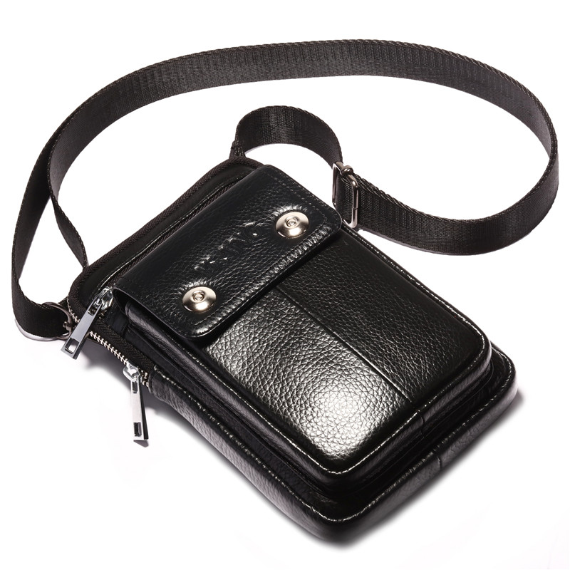 CHEZVOUS Universal New Leather Wallet Mobile Phone Bag For Samsung iPhone Huawei HTC LG Pocket Bag