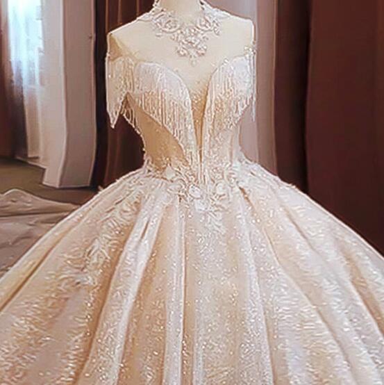 2219c48948 Vertical Striped Lace Fabric Striped Fairy Wedding Dress Resort Wear ...