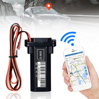Mini Waterproof GSM GPS GPRS Tracker For Car Motorcycle Vehicle Tracking Device With Online Tracking