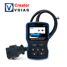 2016 Free Shipping Original Latest Version V4.4 Creator C310 for B-M-W Multi System C310 scanner OBDII EOBD Code Reader