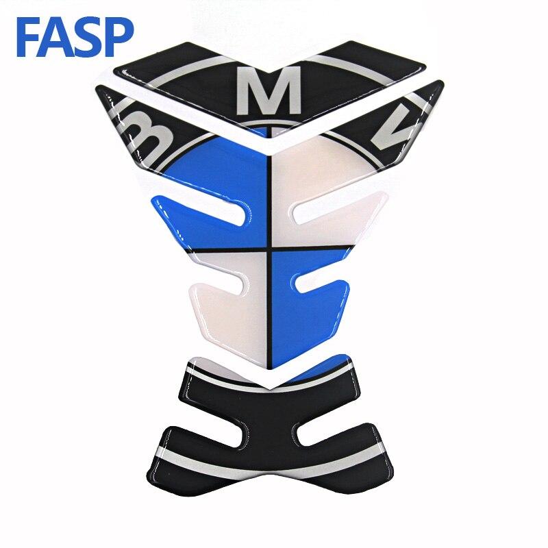 FASP 3D Motocicleta tanque pad de Alta Qualidade & decalques adesivos para R 1200 RT GS TROFÉU K 1600 B G310 R S 1000 da motocicleta