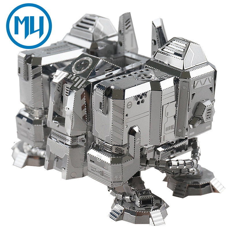 MU 3D Metal Puzzle Star craft Terran Barracks Building model DIY 3D Laser Cut Assemble Jigsaw Toys for kids giftMU 3D Metal Puzzle Star craft Terran Barracks Building model DIY 3D Laser Cut Assemble Jigsaw Toys for kids gift