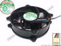 Magic MGT9212UR-W25 DC 12V 0.54A 92x92x25mm 4-wire Server Cooling  Fan
