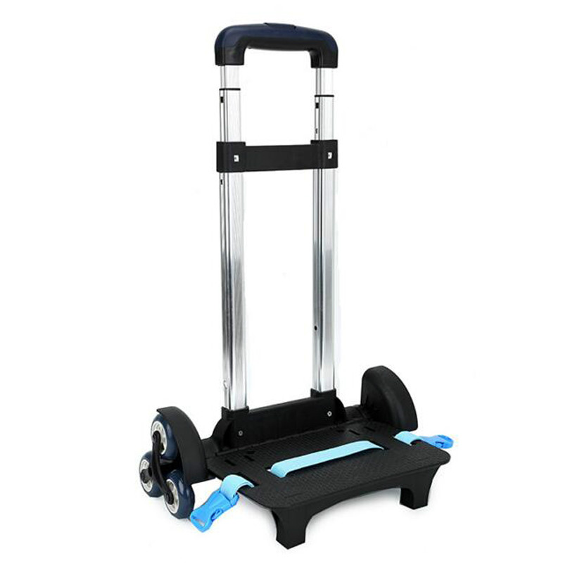 Travel Accessories 3 Wheels 2 Wheels Rolling Cart Removable Trolley Kids Schoolbag Luggage Wheels for Trolley School Bags in Travel Accessories from Luggage Bags