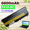 Bateria para lenovo thinkpad edge e40 e50 l410 l412 l420 l421 L510 L512 L520 SL410 SL510 T410 T420 T510 T520 W510 W520