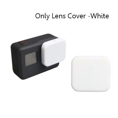 Lens Cover-White