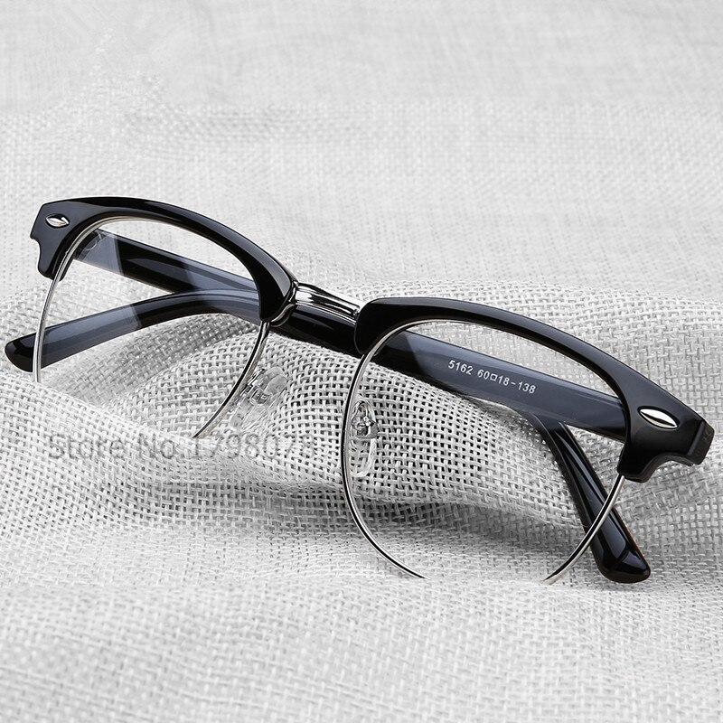 2016 Nuevo retro ojo Masculino Femenino Gafas Marca Diseño ojo Gafas ...