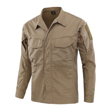 Камуфляжная тактическая рубашка мужская Военная Униформа на открытом воздухе Кемпинг Туризм Скалолазание Camisas мужская тренировочная одежда для рыбалки