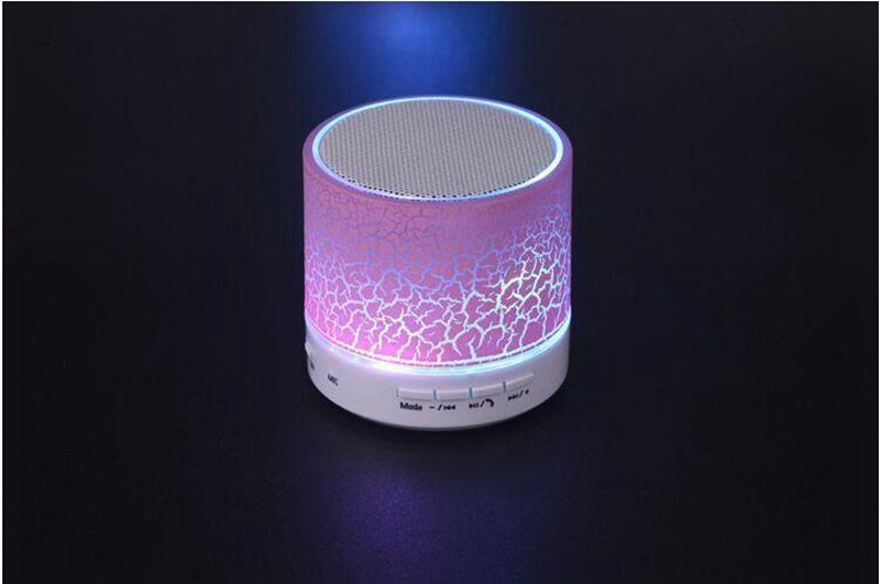 Ollivan A9 LED Bluetooth Speaker Mini Speakers Hands Free Portable Wireless Speaker With TF Card Mic USB Audio Music Player (1)